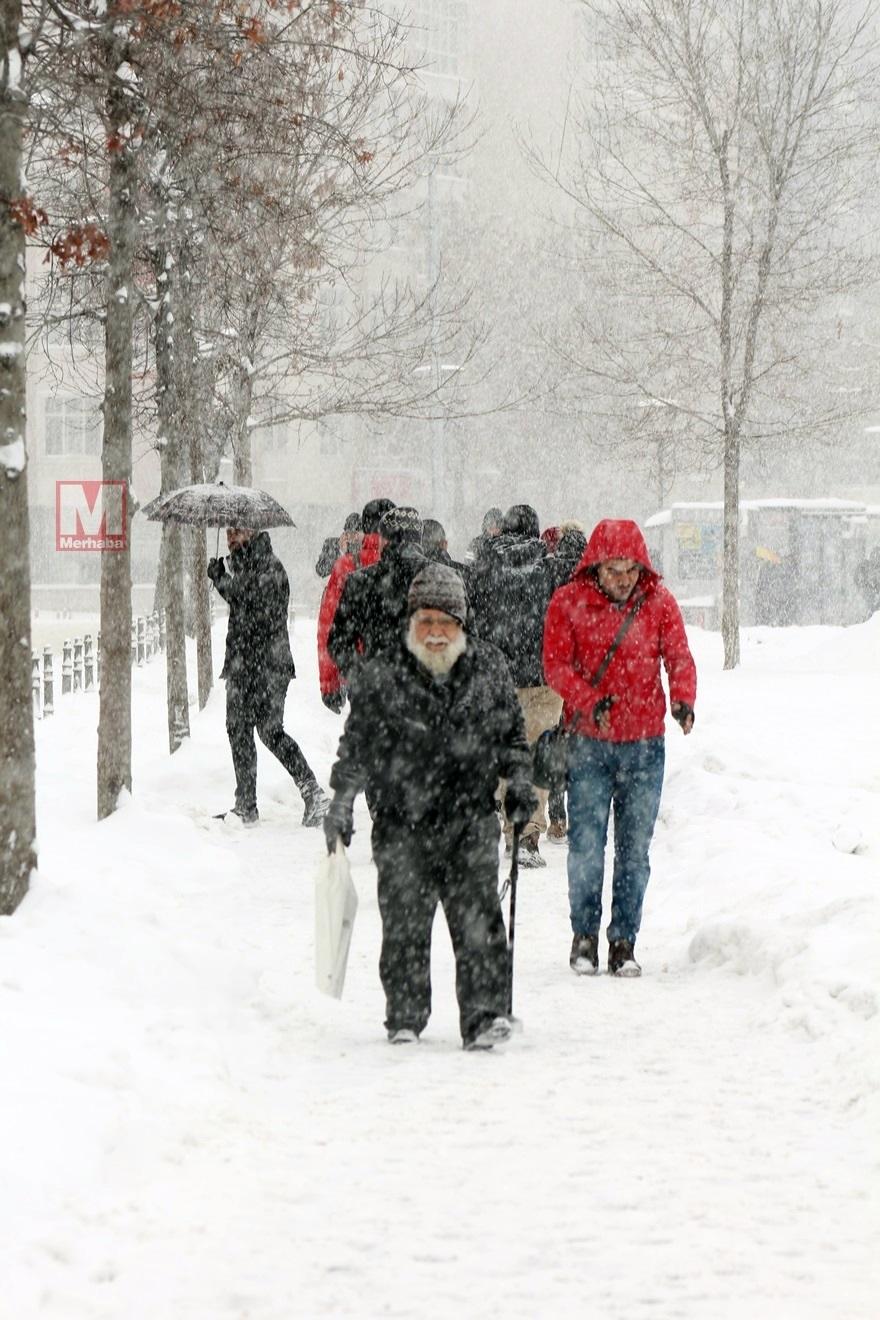 Konya'dan kar manzaraları [37 FOTO] 6