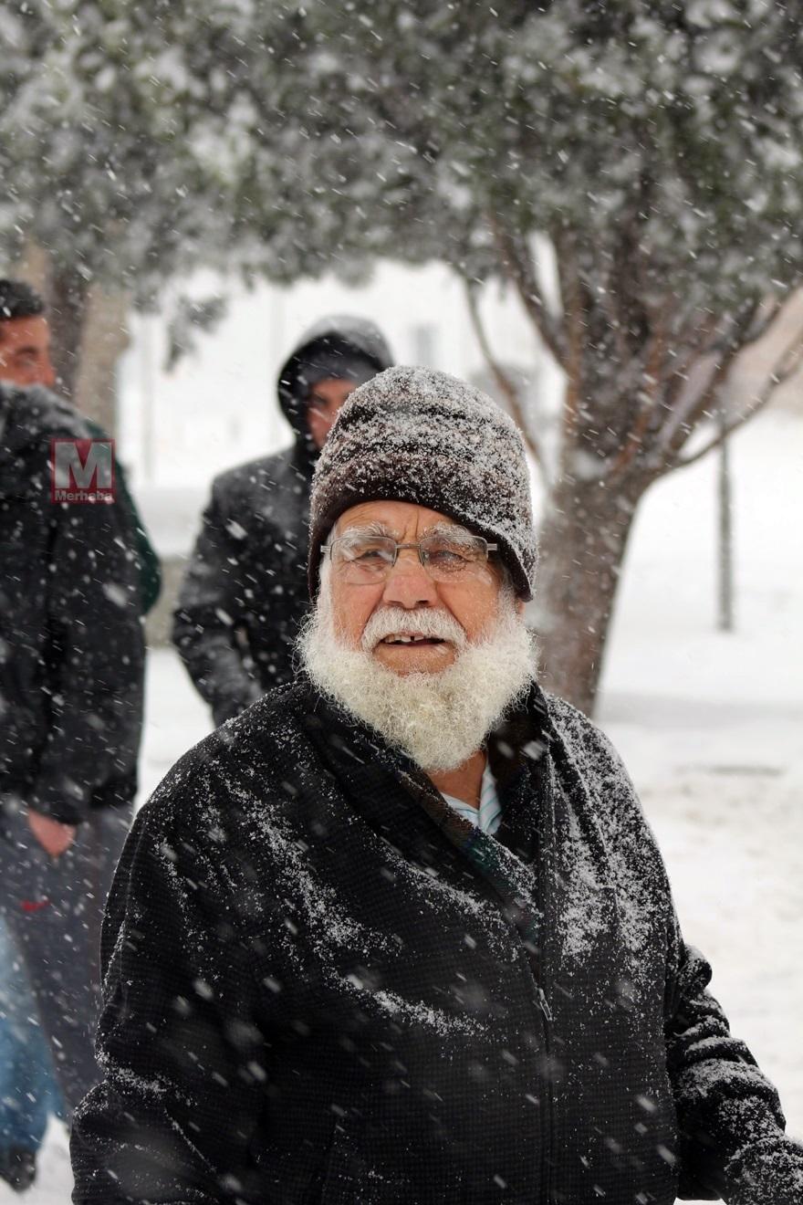 Konya'dan kar manzaraları [37 FOTO] 7