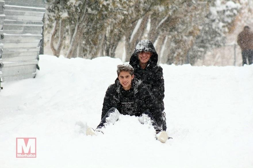 Konya'dan kar manzaraları [37 FOTO] 9