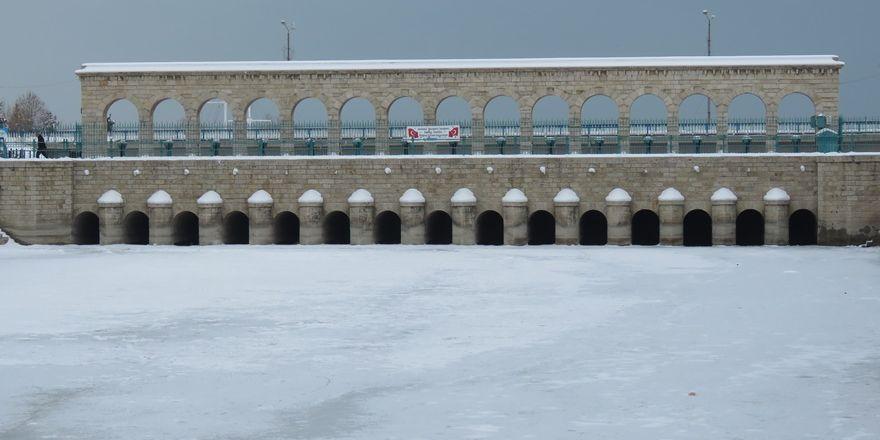 """Beyşehir Gölü'nde """"kartpostallık"""" manzaralar"""