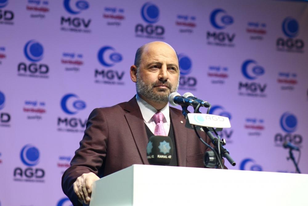 Konya'da Mekke'nin Fethi programı gerçekleşti 12