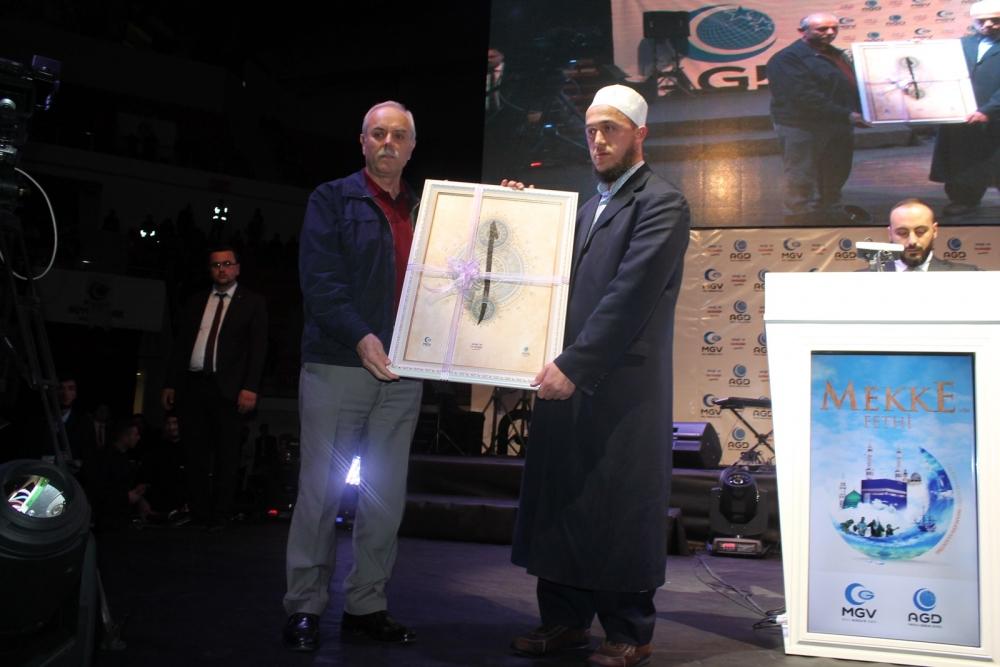 Konya'da Mekke'nin Fethi programı gerçekleşti 13