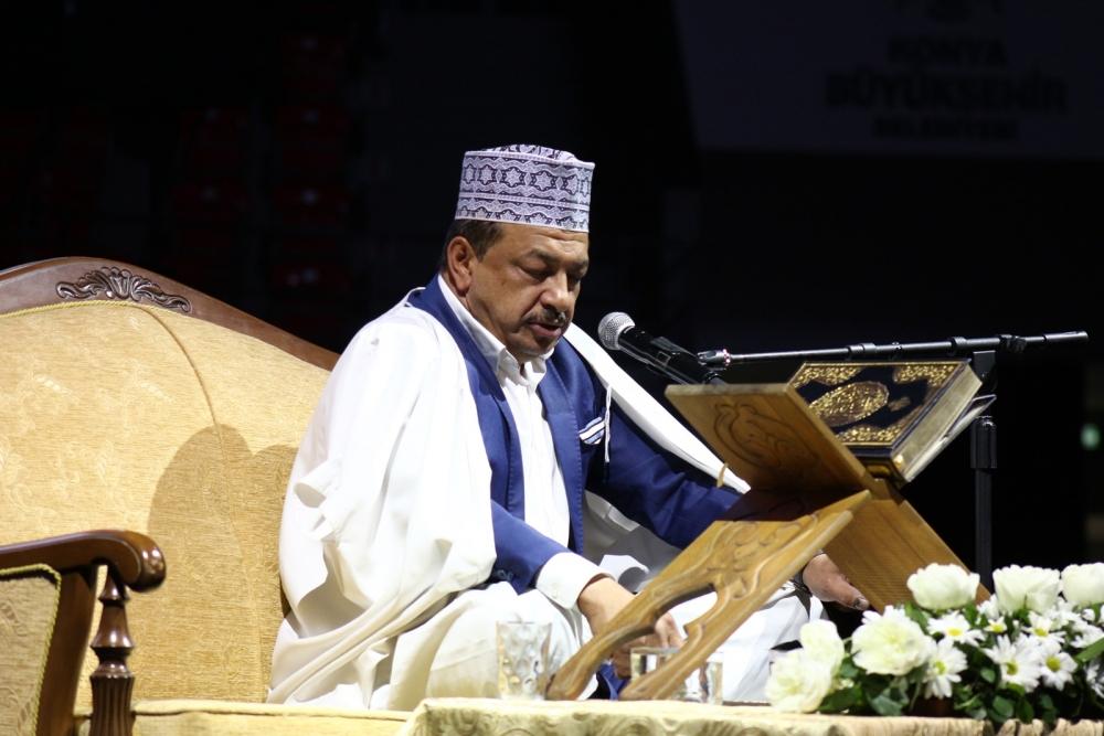 Konya'da Mekke'nin Fethi programı gerçekleşti 17