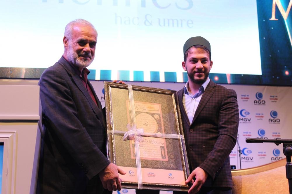 Konya'da Mekke'nin Fethi programı gerçekleşti 19