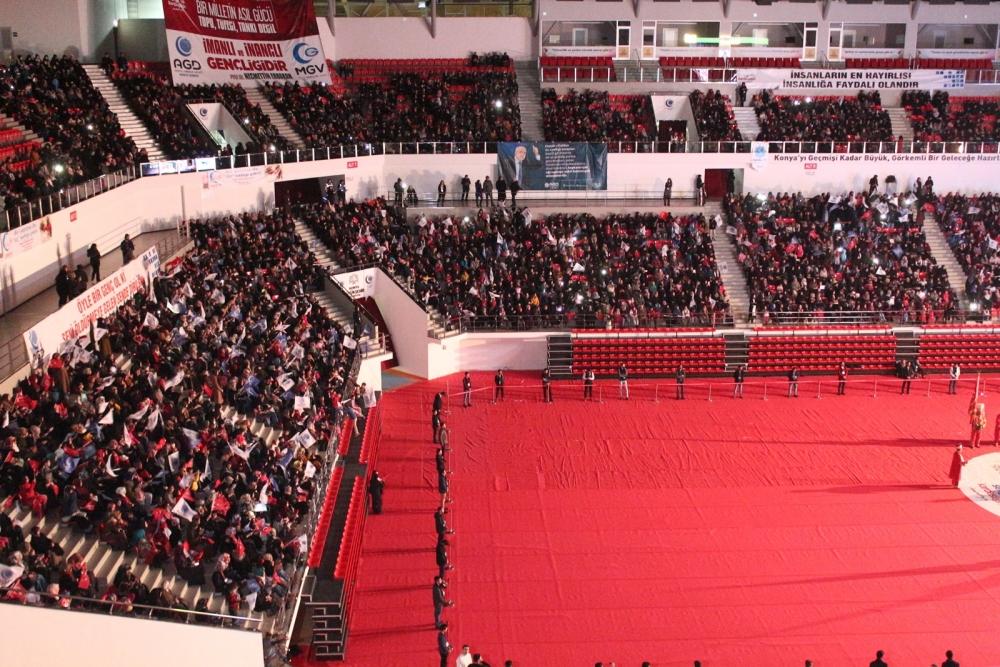 Konya'da Mekke'nin Fethi programı gerçekleşti 2