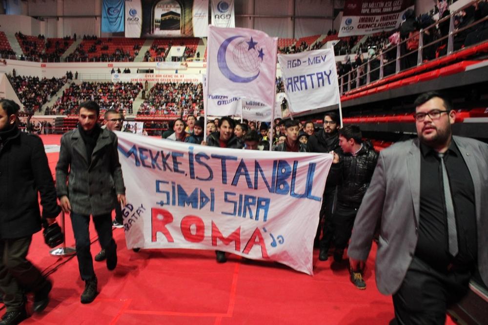Konya'da Mekke'nin Fethi programı gerçekleşti 27