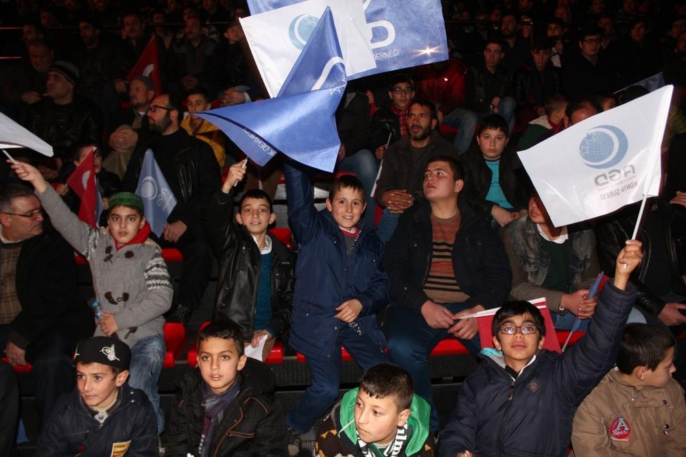 Konya'da Mekke'nin Fethi programı gerçekleşti 3