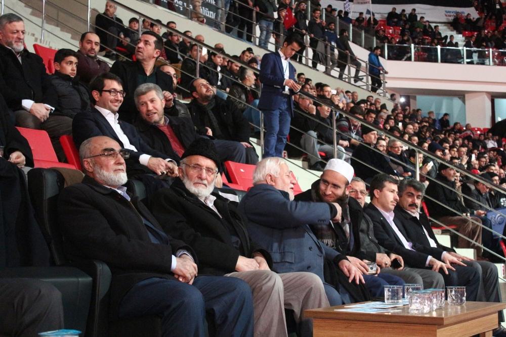 Konya'da Mekke'nin Fethi programı gerçekleşti 32