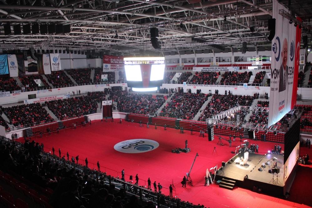 Konya'da Mekke'nin Fethi programı gerçekleşti 38
