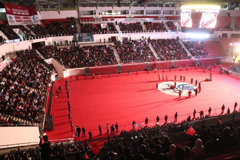 Konya'da Mekke'nin Fethi programı gerçekleşti 39