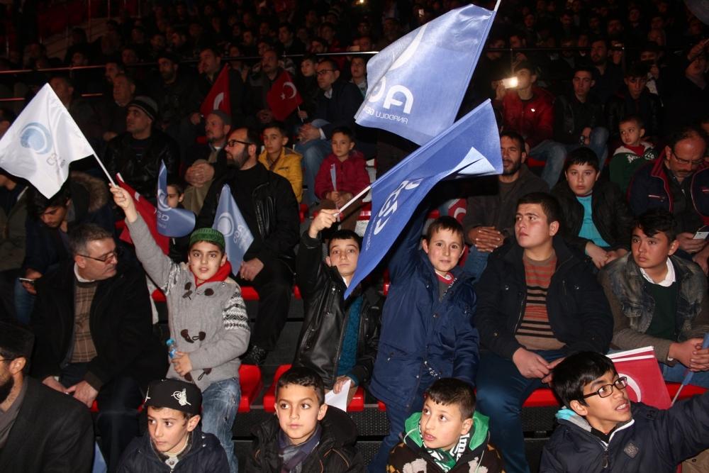 Konya'da Mekke'nin Fethi programı gerçekleşti 4