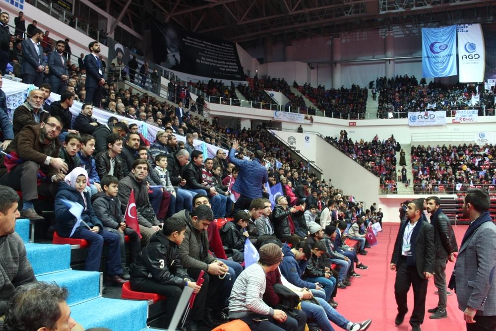 Konya'da Mekke'nin Fethi programı gerçekleşti 5