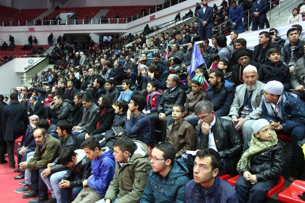 Konya'da Mekke'nin Fethi programı gerçekleşti 6