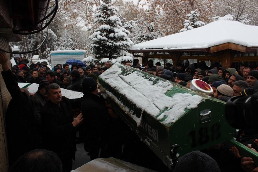 Seyit Mehmet Buğa son yolculuğuna uğurlandı 10