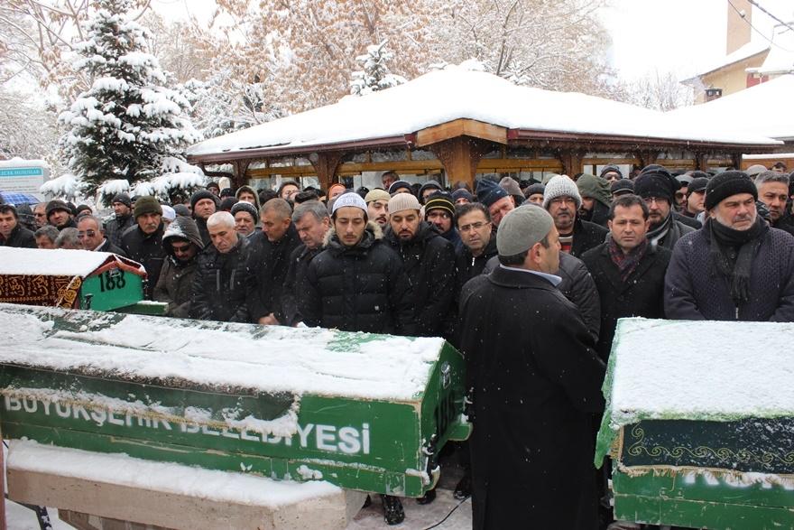 Seyit Mehmet Buğa son yolculuğuna uğurlandı 2