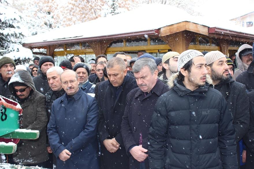 Seyit Mehmet Buğa son yolculuğuna uğurlandı 5