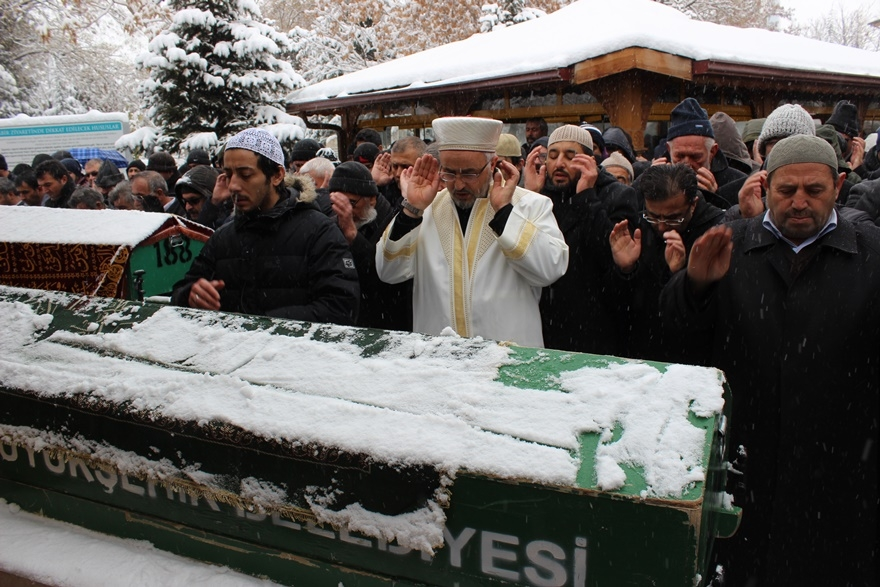 Seyit Mehmet Buğa son yolculuğuna uğurlandı 7