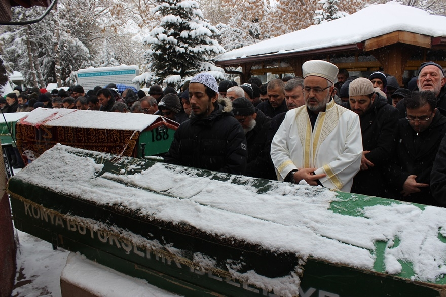 Seyit Mehmet Buğa son yolculuğuna uğurlandı 8