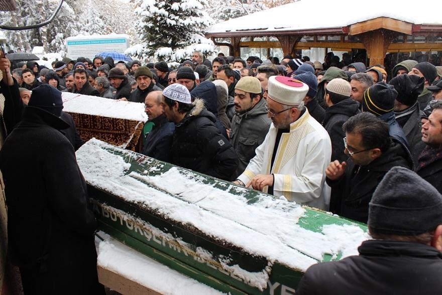 Seyit Mehmet Buğa son yolculuğuna uğurlandı 9