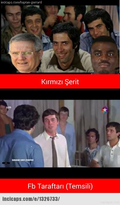 Fenerbahçe-Konyaspor maçı sonrası Caps'ler 1