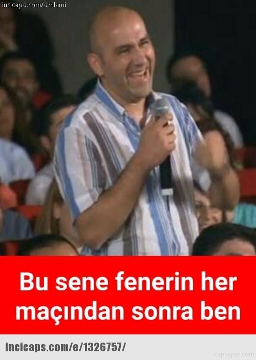 Fenerbahçe-Konyaspor maçı sonrası Caps'ler 4