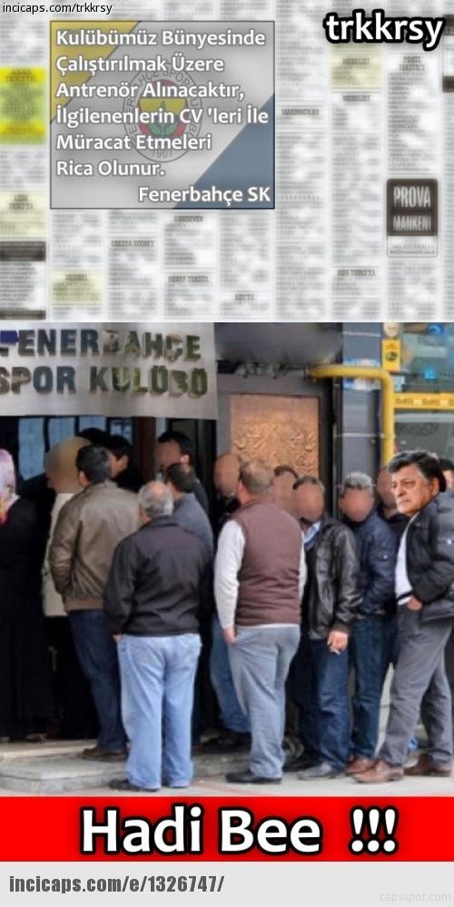Fenerbahçe-Konyaspor maçı sonrası Caps'ler 8
