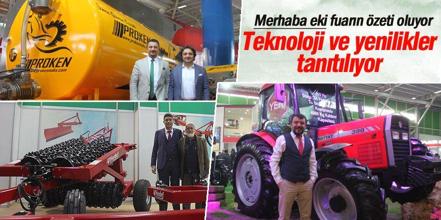 Tarımın kalbi Konya'da atıyor