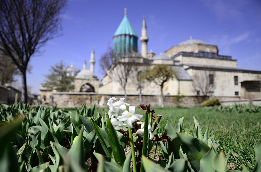 Konya'da bahar bir başka güzel 9