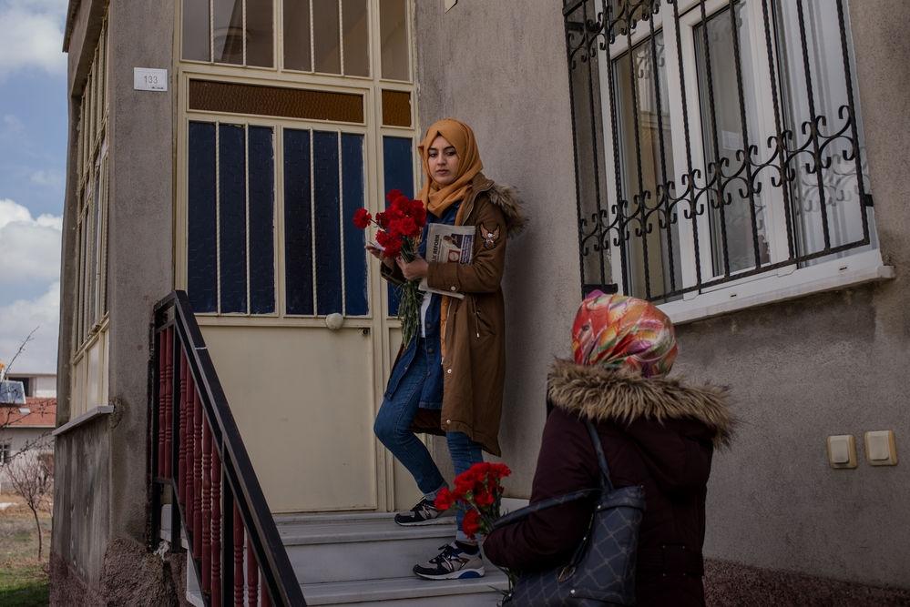 Fransız Le Monde Konya'yı bu fotoğraflarla gördü 10