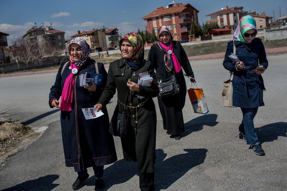 Fransız Le Monde Konya'yı bu fotoğraflarla gördü 11