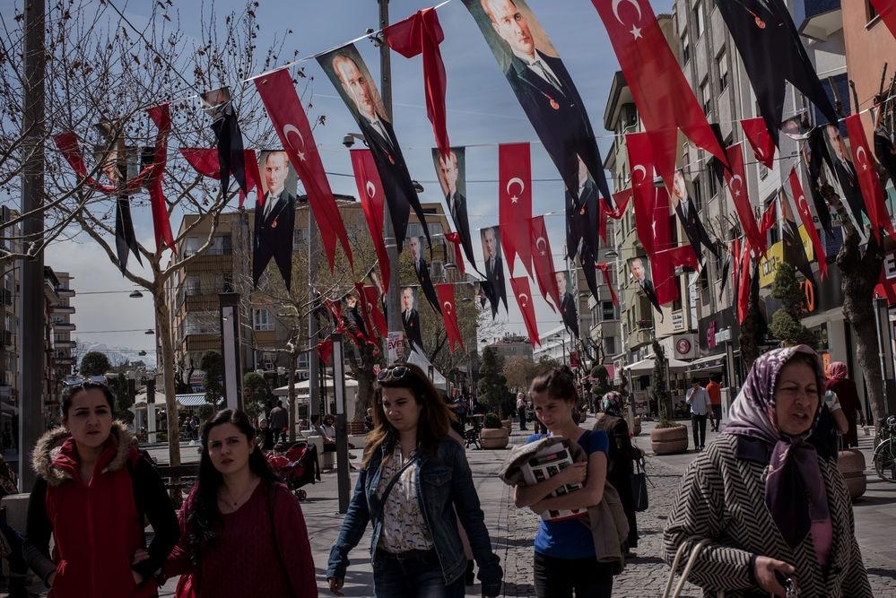Fransız Le Monde Konya'yı bu fotoğraflarla gördü 12