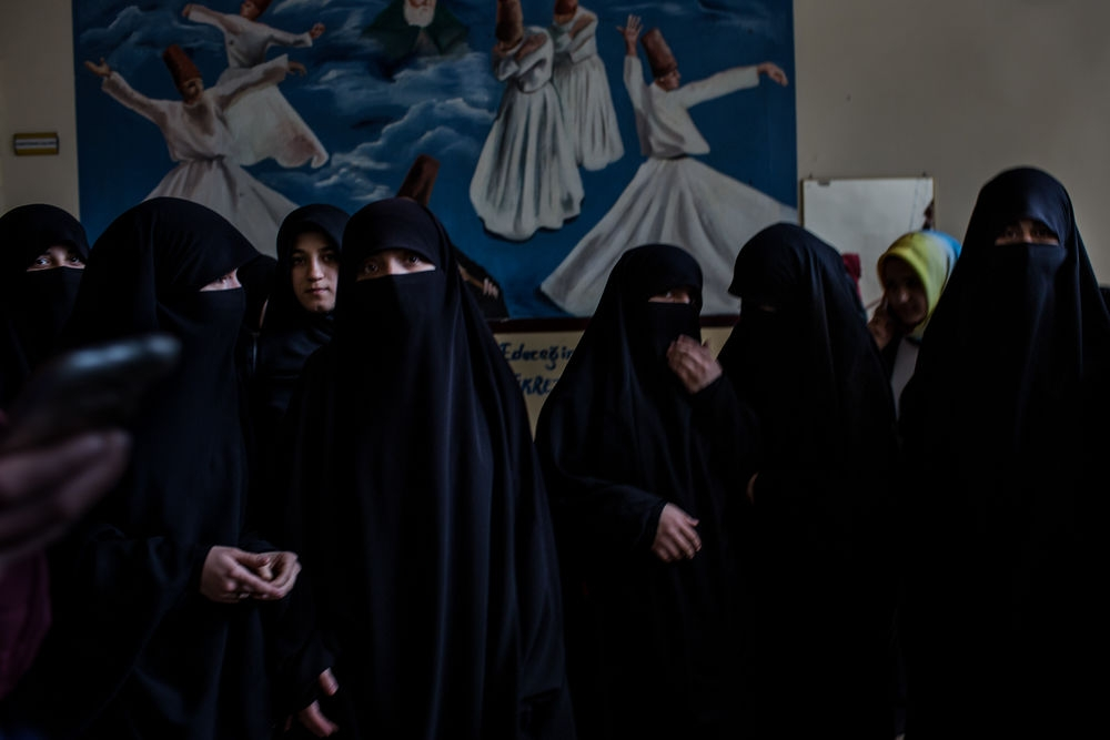 Fransız Le Monde Konya'yı bu fotoğraflarla gördü 2