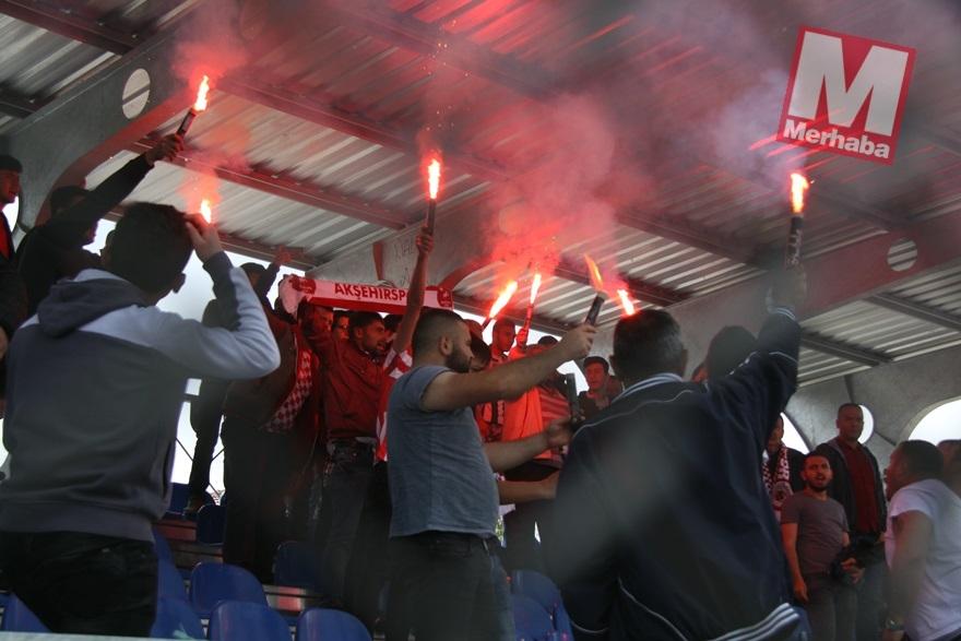 Akşehir Bölgesel Amatör Ligde devam dedi 1
