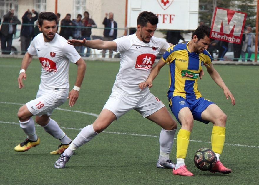Akşehir Bölgesel Amatör Ligde devam dedi 11