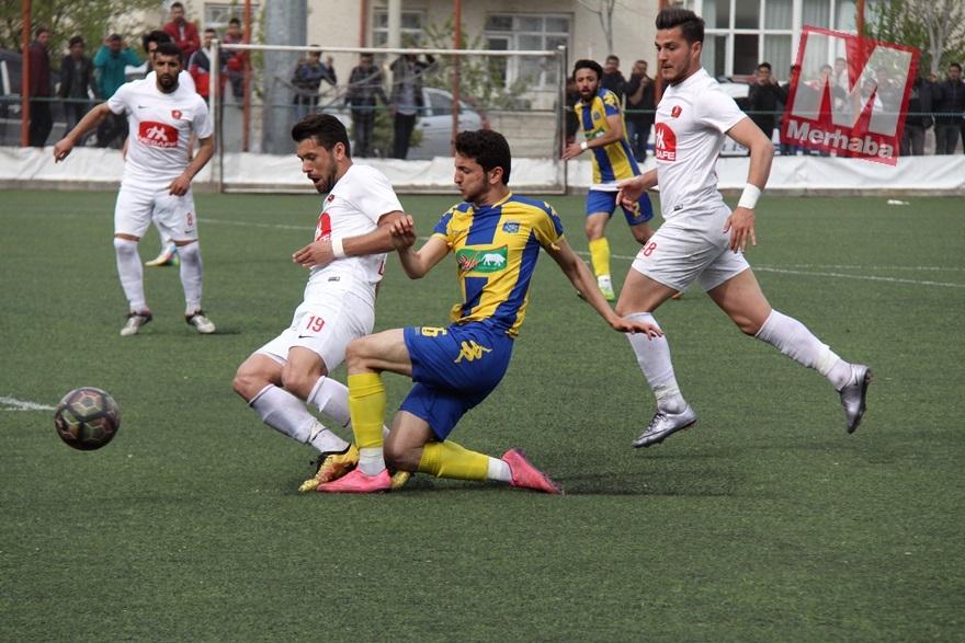 Akşehir Bölgesel Amatör Ligde devam dedi 12