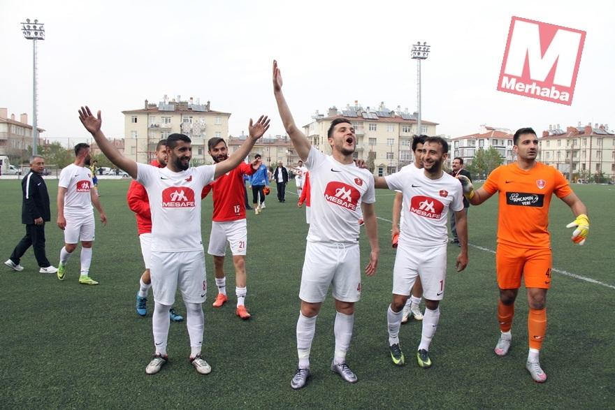 Akşehir Bölgesel Amatör Ligde devam dedi 13