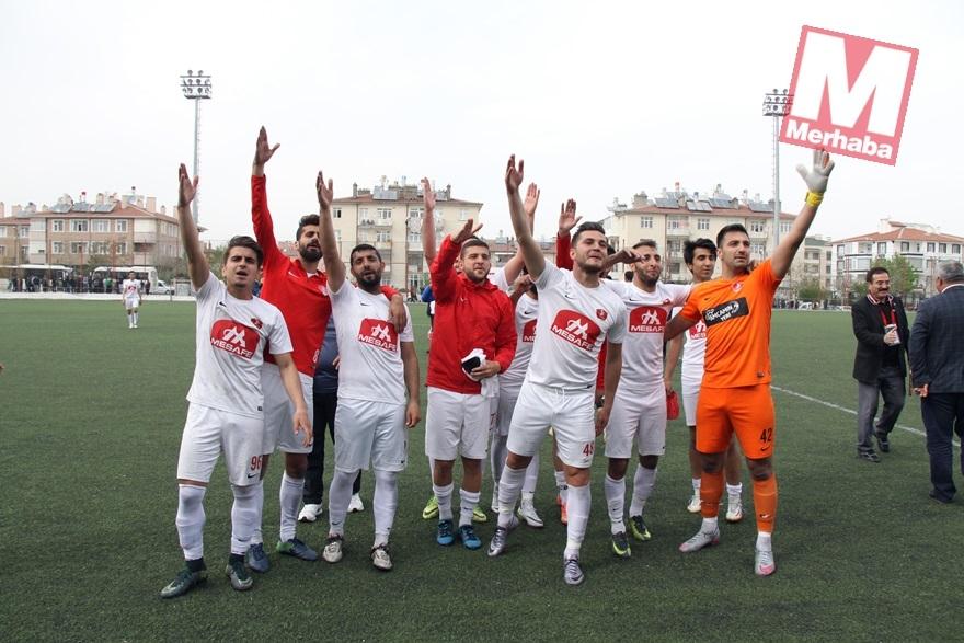 Akşehir Bölgesel Amatör Ligde devam dedi 14