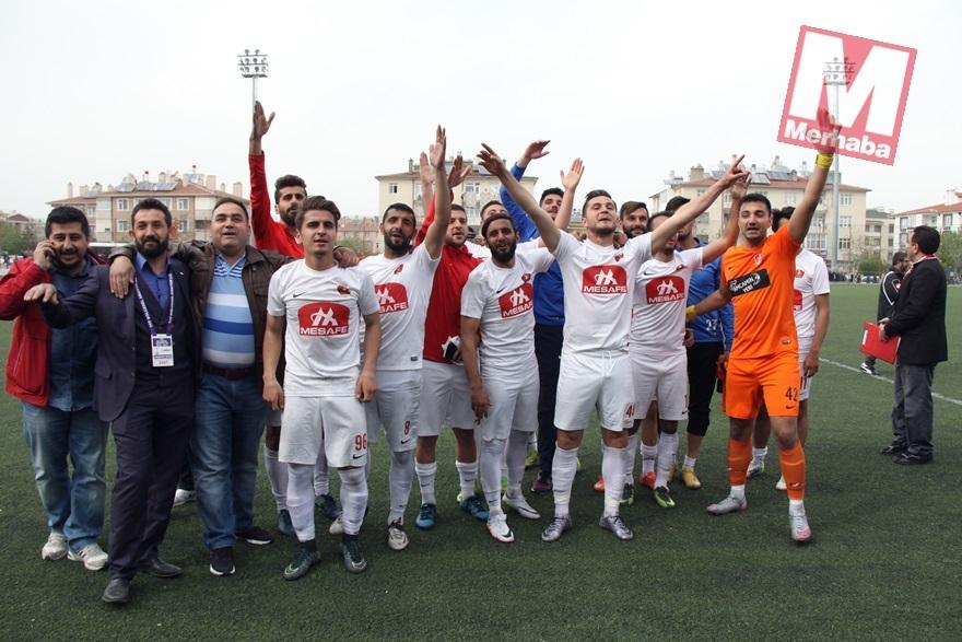 Akşehir Bölgesel Amatör Ligde devam dedi 15