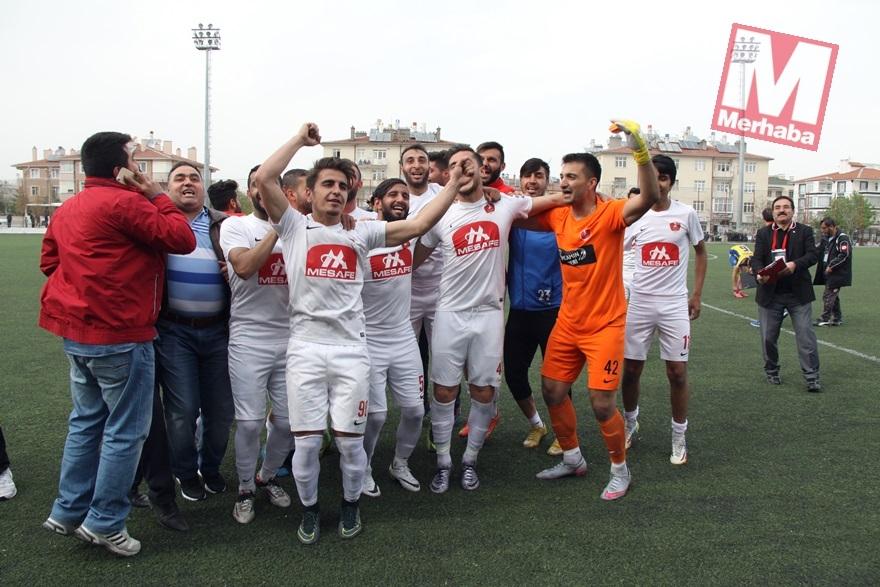 Akşehir Bölgesel Amatör Ligde devam dedi 16