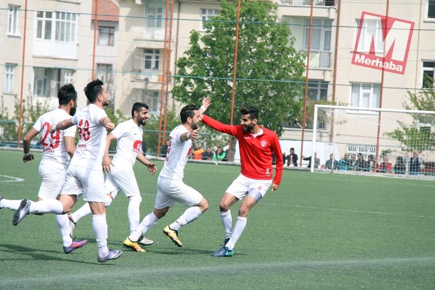 Akşehir Bölgesel Amatör Ligde devam dedi 18