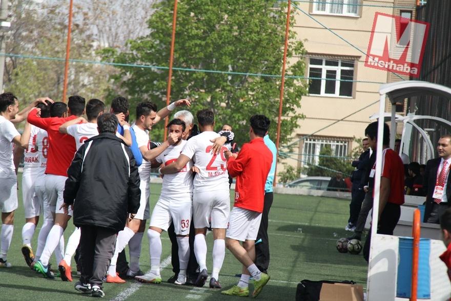 Akşehir Bölgesel Amatör Ligde devam dedi 19