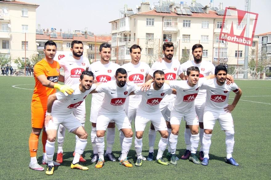 Akşehir Bölgesel Amatör Ligde devam dedi 2