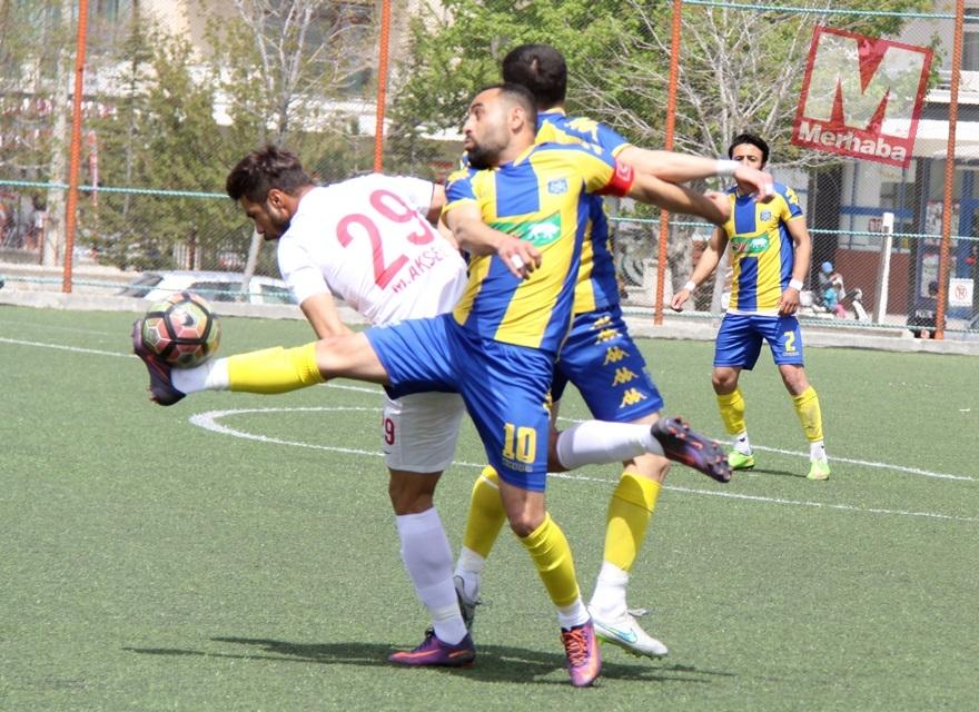 Akşehir Bölgesel Amatör Ligde devam dedi 21