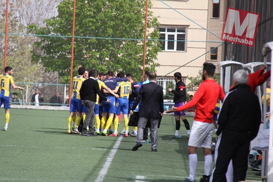 Akşehir Bölgesel Amatör Ligde devam dedi 22