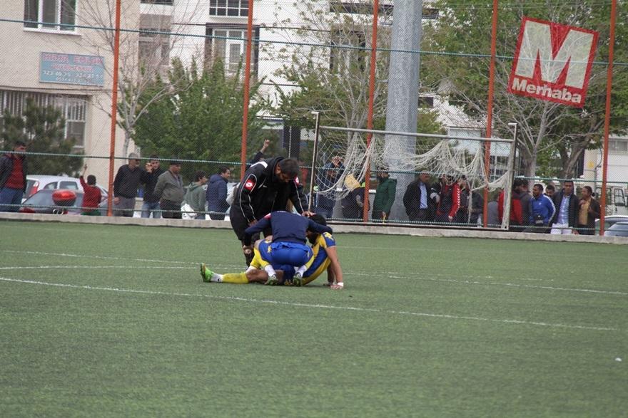 Akşehir Bölgesel Amatör Ligde devam dedi 23