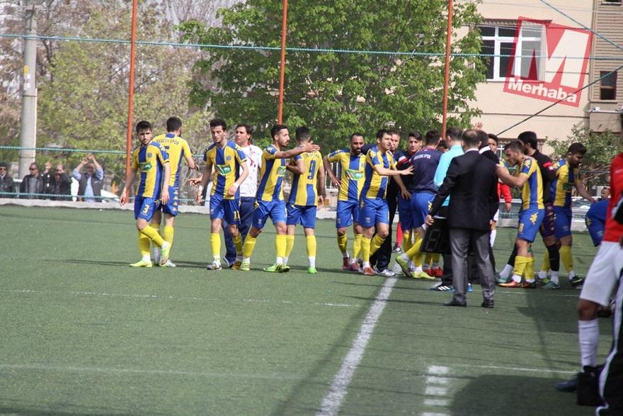 Akşehir Bölgesel Amatör Ligde devam dedi 24