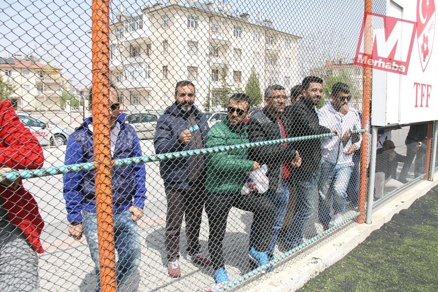 Akşehir Bölgesel Amatör Ligde devam dedi 25