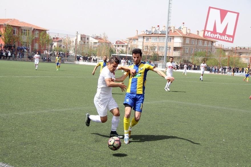 Akşehir Bölgesel Amatör Ligde devam dedi 4