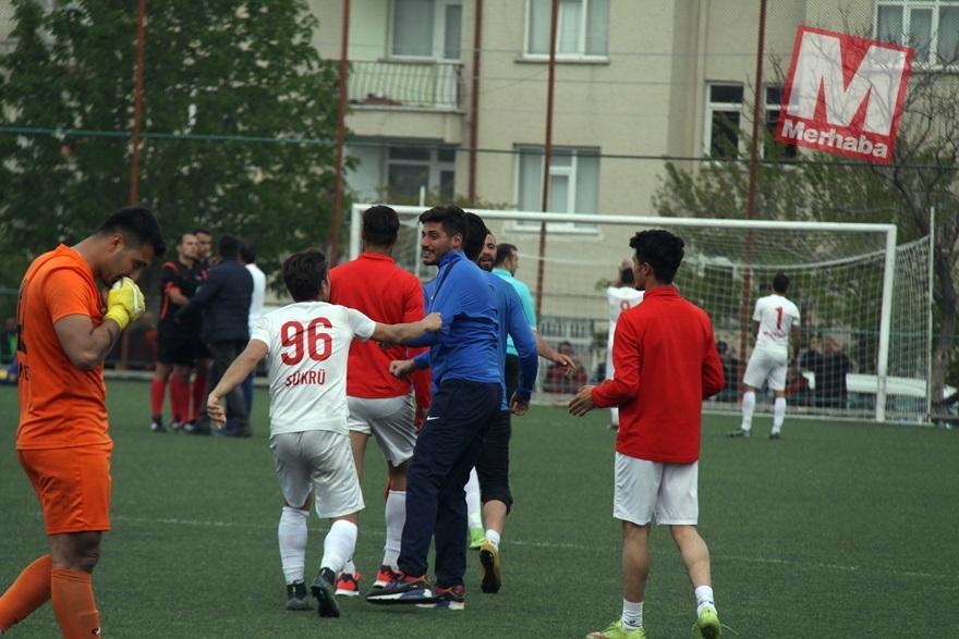 Akşehir Bölgesel Amatör Ligde devam dedi 5