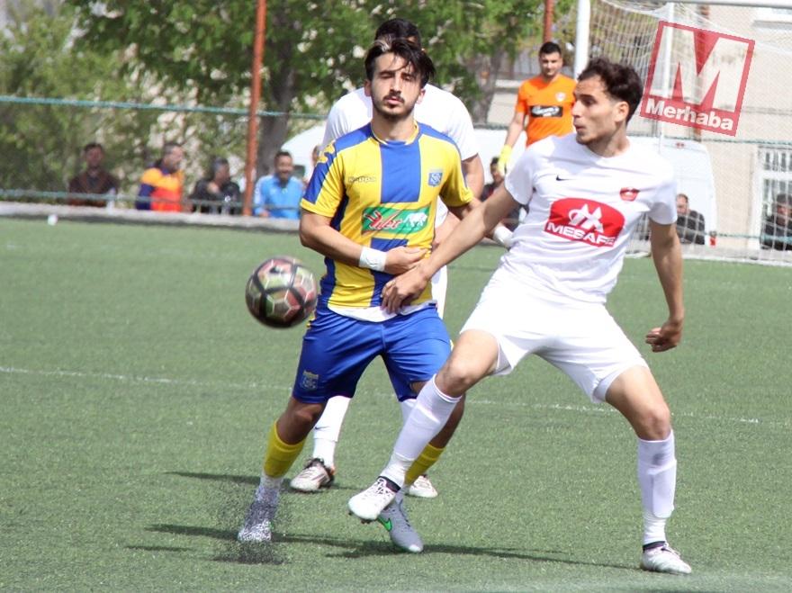 Akşehir Bölgesel Amatör Ligde devam dedi 6